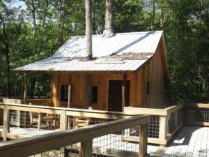 Cashie River Tree Houses